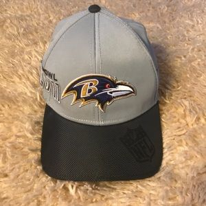 Baltimore Ravens Super Bowl XLVII champions hat